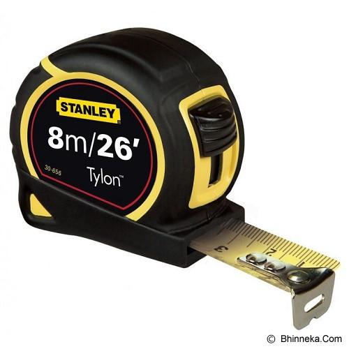 STANLEY Tylon Tape 8M [30-656-20] - Meteran Manual